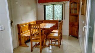 Mesa rinconera cocina + mueble auxiliar