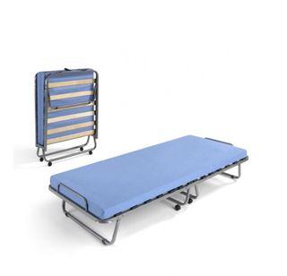Cama plegable con colchón