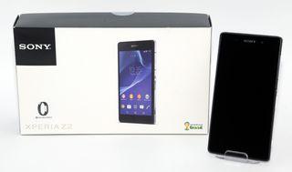 Sony Xperia Z2 NEGRO