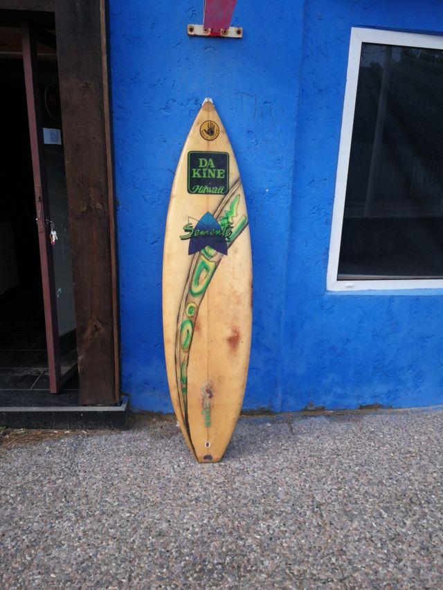 tabla de surf semente