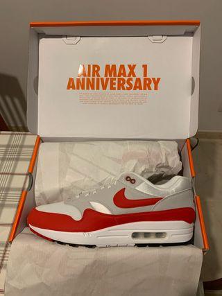 Nike Air Max 1 OG Rojo Universitario