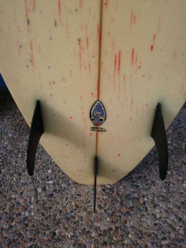 tabla de surf wave graffitti