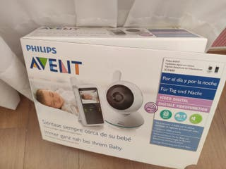 Cámara bebé Philips Avent SCD600
