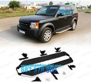 ESTRIBERAS LATERALES LAND ROVER DISCOVERY III Y IV