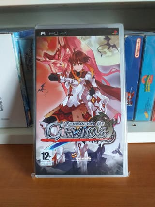 Generation of Chaos PSP