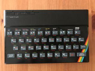 Sinclair ZX Spectrum 48K tuneado