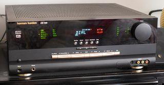 Receptor Harman Kardon AVR 1500 + Infinity hcs1