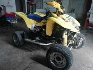 Quad Suzuki LT-Z400
