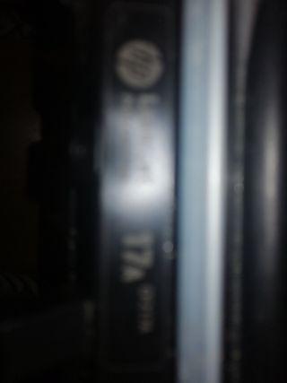 cartucho de impresión HP