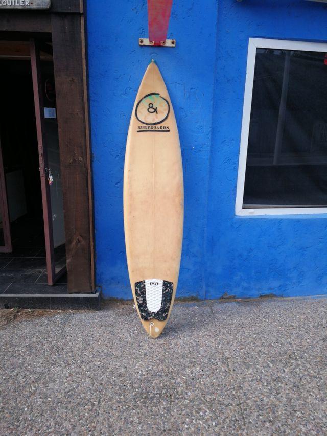tabla de surf full and cas