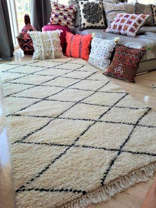 alfombras beni ouarain