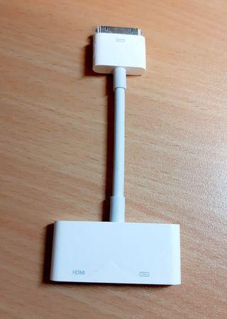 Adaptador AV digital 30 pines Apple original