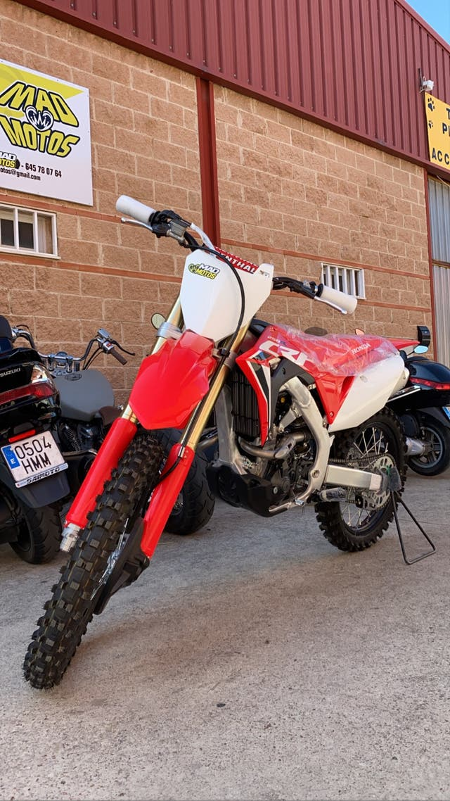 HONDA CRF250 2020