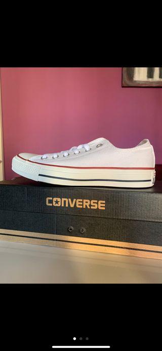 Converse blancas