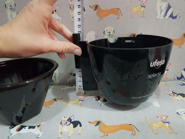 jarra y accesorios para filtro de cafetera