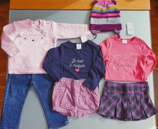 lote ropa niña 18 meses casi Nueva!