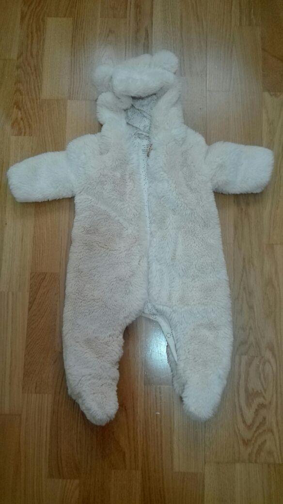 buzo bebe zara mini 3/6 meses