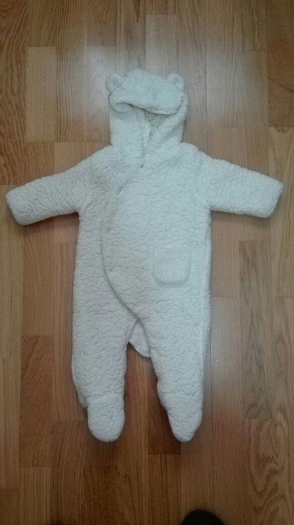 buzo bebe zara mini 1/3meses