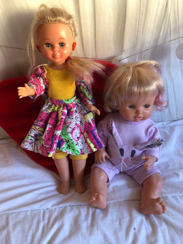 Muñeca Nancy y Nenuco vintage
