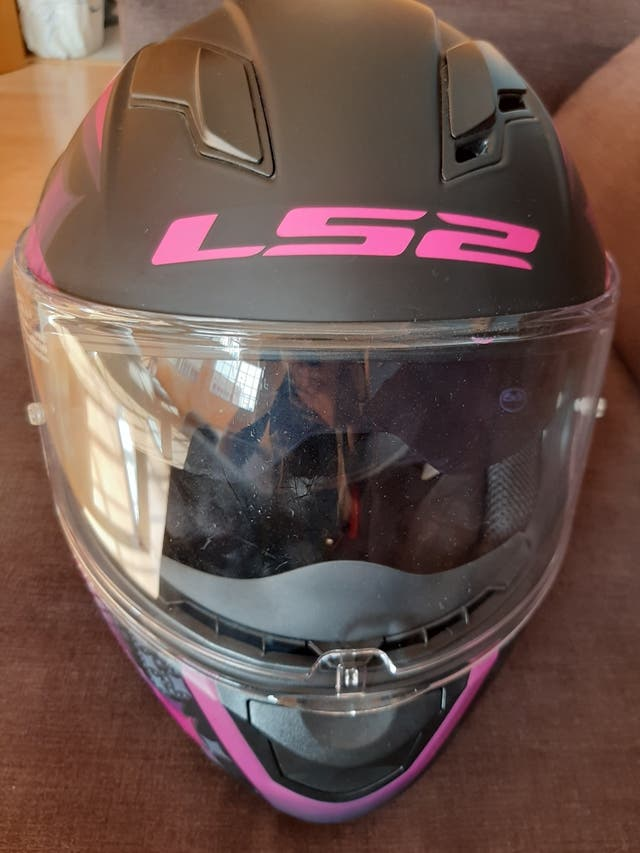 LS2 CASCO MOTO