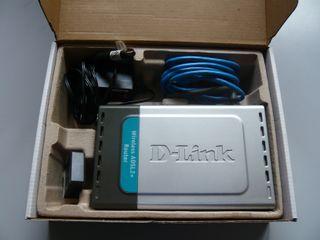 Router ADSL inalámbrico D-Link