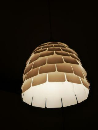 lámpara kvartär