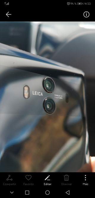 Huawei mate 10 súper cuidado
