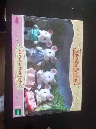 marshmallow mouse family 5308