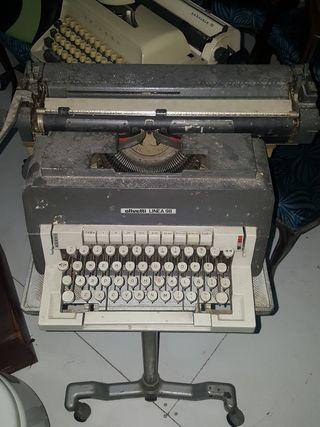 Máquinas de escribir