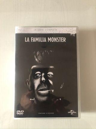 DVD SERIE COMPLETA LA FAMILIA MONSTER
