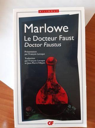 """Livre """"Le Docteur Faust"""" (Marlowe)"""