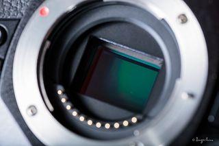 Limpieza de sensor de cámaras fotograficas