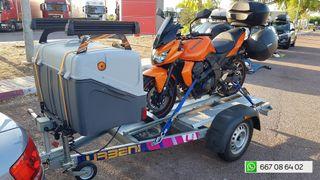 Alquiler remolque Moto URBENI