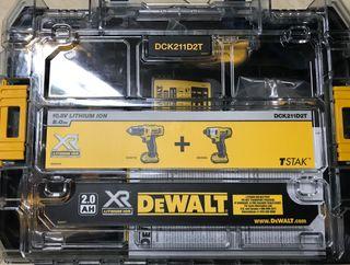 Pack Dewalt 10,8v