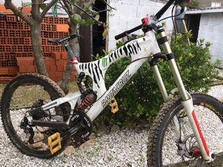 Santa Cruz V10 bicicleta de descenso