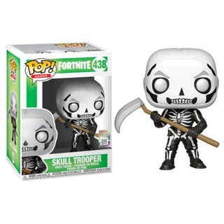 Funko Pop 438 Skull Trooper Nuevo en Caja Fortnite