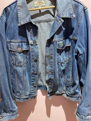 Cazadora vintage armani Jeans original