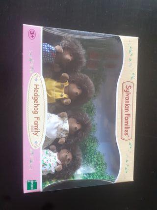 hedgehog family 4018