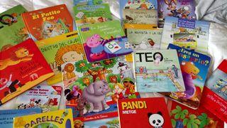 24 libros infantiles