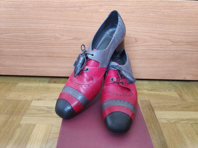 Zapatos piel BARRATS