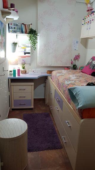 dormitorio infantil y juvenil