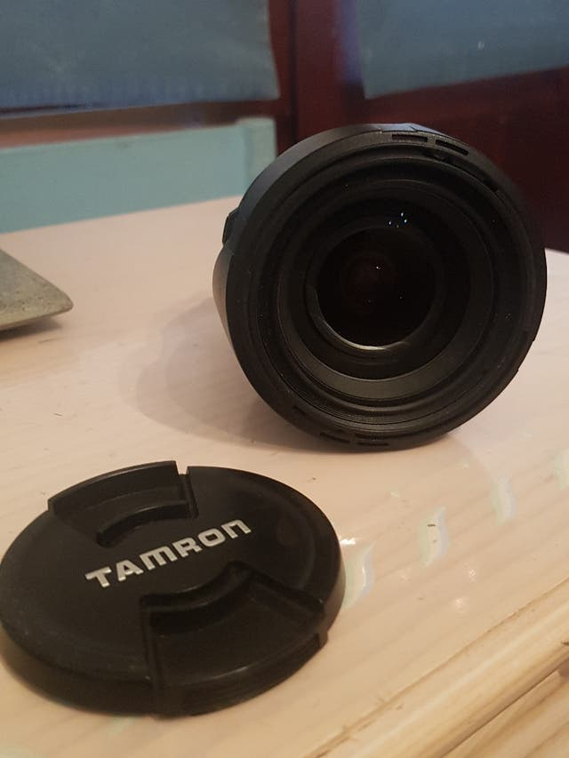 Objetivo Tamron SP Af 17-50mm F/2.8 para Nikon