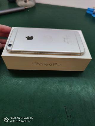 Iphone 6 Plus 64gb blanco