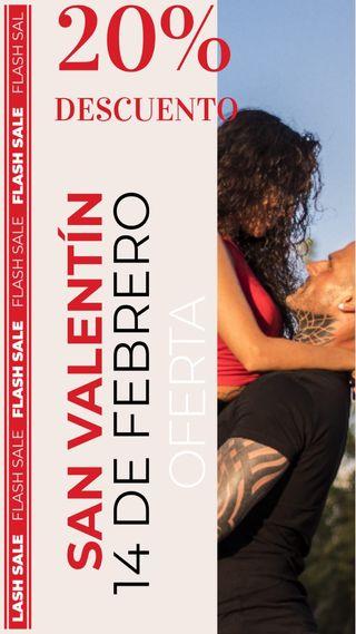 OFERTA SAN VALENTÍN SESIÓN FOTOS