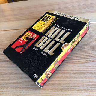 Película DVD - Pack Kill Bill