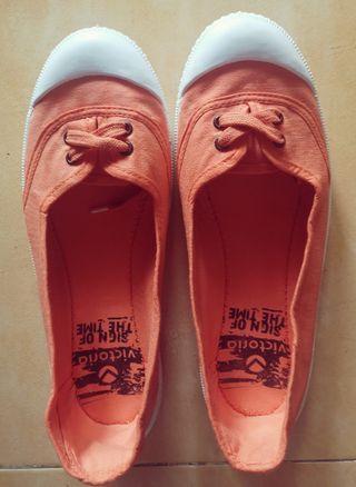 Zapatillas Victoria NUEVAS - Talla 39