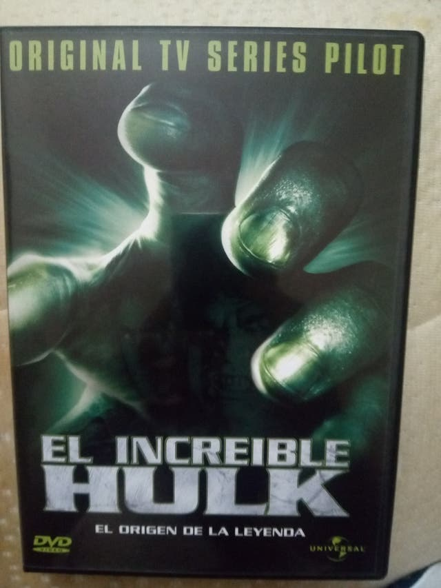 el increíble Hulk episodio piloto 1977