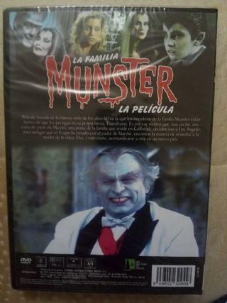 la familia Monster la película