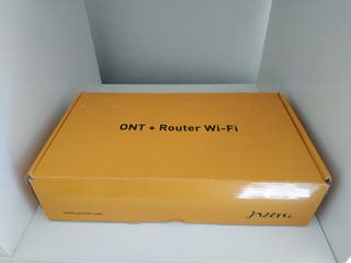 Router Wifi Fibra