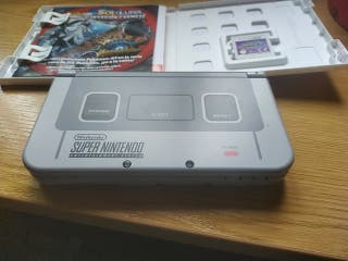 NINTENDO 3DS mas juego pokemon
